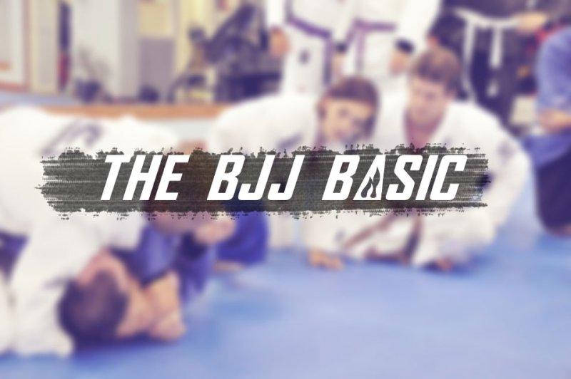The BJJ basic #0