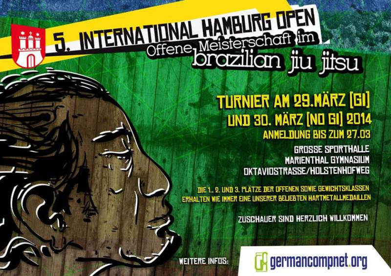 5 International Hamburg BJJ Open