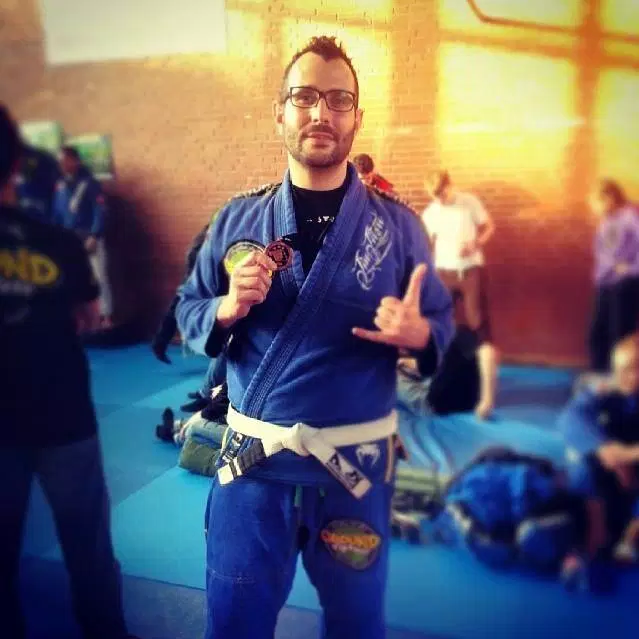 Bronze medal in the International Hamburg BJJ Open