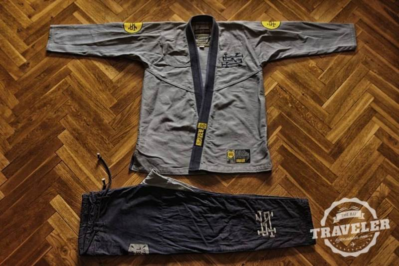 Scramble Rebel Gi review