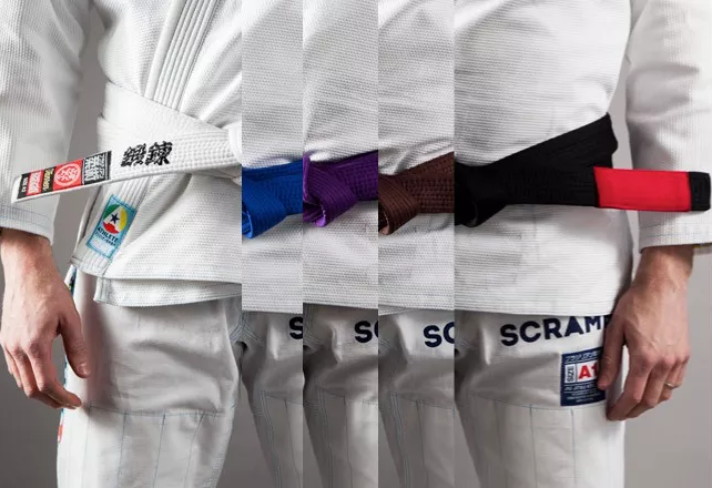 Is the BJJ belt system wrong?